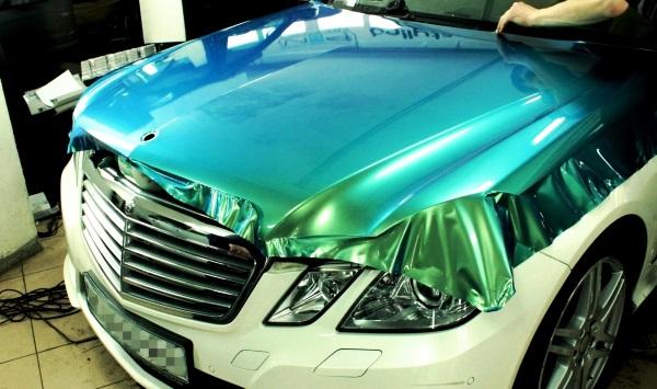 Тюнинг авто с помощью карбоновой пленки - Информация - ОнлайнТаирс, Одесса